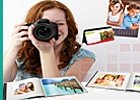 Créez votre album photos personnalisé