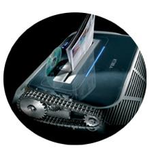 Image Destructeur de document touch screen