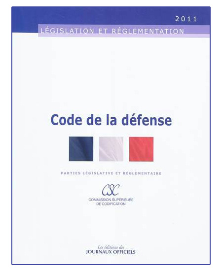 Image document du code de la défense