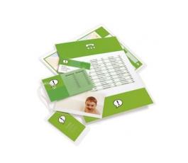 Kit échantillons de pochettes de plastification GBC