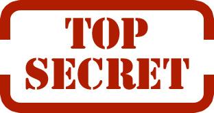 Top secret sorties underground