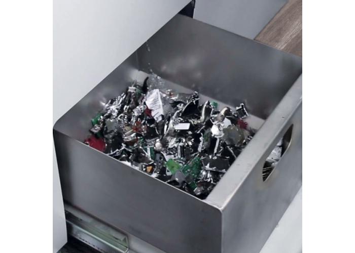 Destructeur de disques durs Kobra HDD