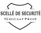 Scellés de Sécurité SecurNot