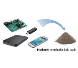 Destructeur de SSD Kobra Haute sécurité