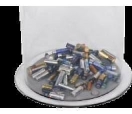 Collecteur de piles et D3E TERBAXPIL 37 L