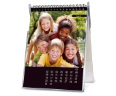 Unicalendar desktop Unibind 15X20 - Packaging point de vente