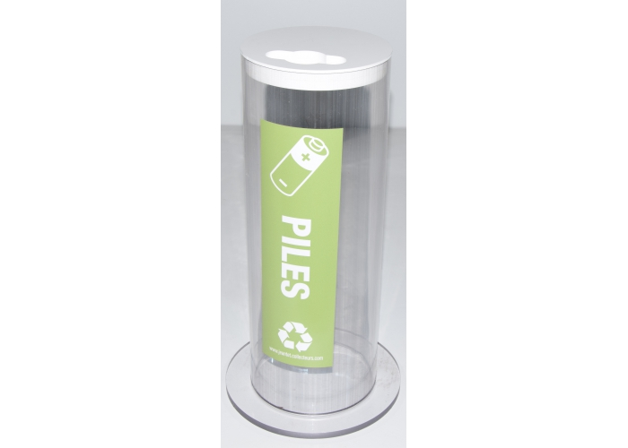 Collecteur de piles TERAPIL 5.5L