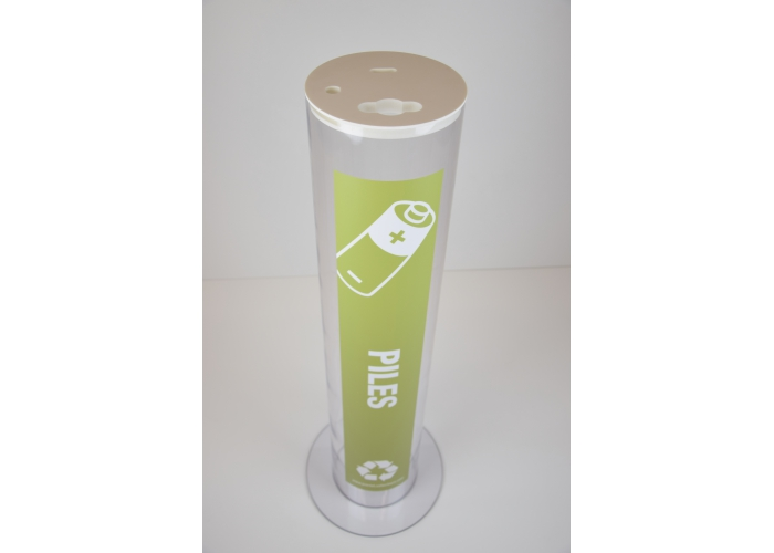 Collecteur de piles TERAPIL 30 L