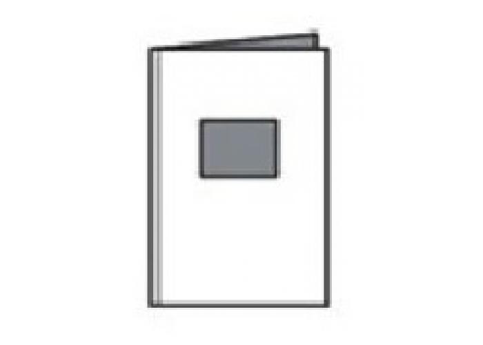 Fenêtre pour Photobook / SteelBook