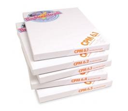 Papier transfert A4R CPM 6.2