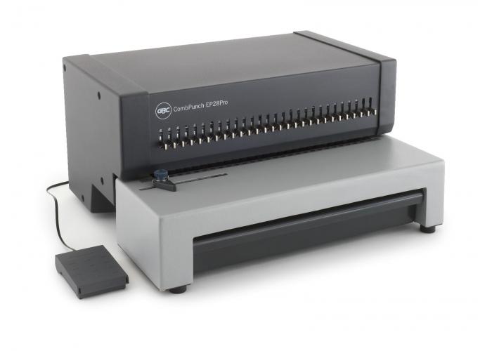 Perforateur Electrique GBC CombPunch EP28Pro
