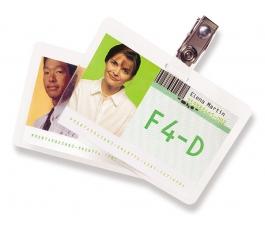 Pochette de plastification badge GBC