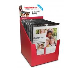Unicalendar home Unibind présentoir 15X20 (20 pièces)