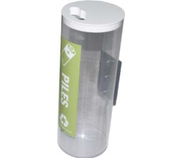 Collecteur de piles mural TERAPIL 5.5L