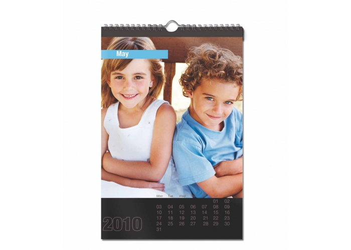 Unicalendar home Unibind 15X20 - Packaging point de vente