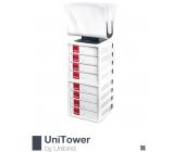 1 module de rangement Unibind