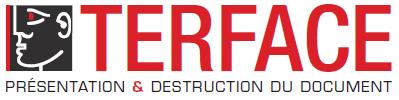 Logo Rouge et Noir entreprise Terface