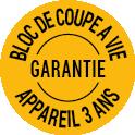 Pictogramme de garantie produit