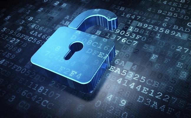 Image sur la protection des données